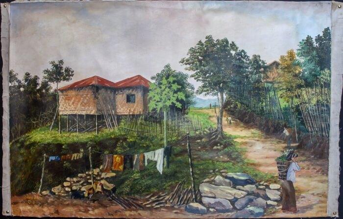 Painting Artist Mizoram