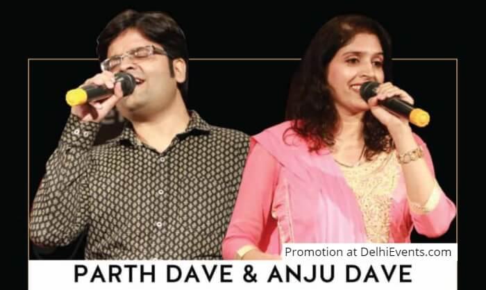 Parth Dave Anuja Dave