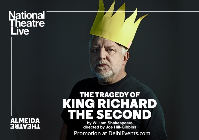 NTLive William Shakespeare Tragedy King Richard Second English Play Creative