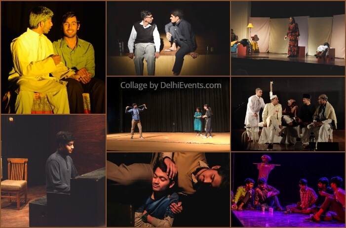 Old World Collegiate Theatre Festival 2019 Play Stills