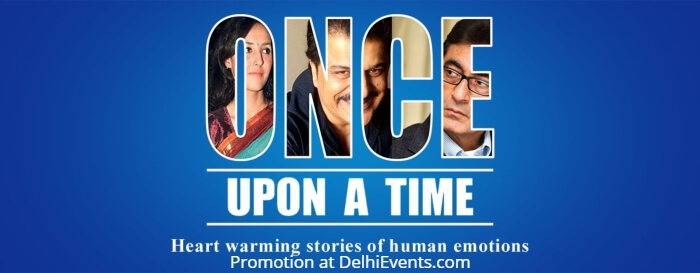 Once Upon Time Hinglish Play Miran Productions Creative