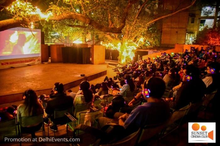 Open Air Cinema Valentine Special Akshara Theatre Still
