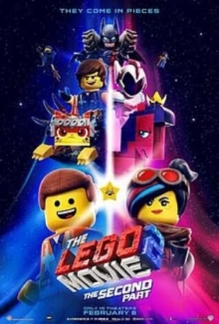 Lego Movie 2 Second Part Movie Poster