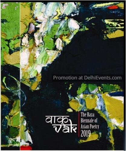 Vak Raza Biennale Asian Poetry IIC Creative