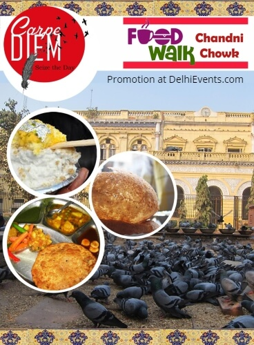 Women Special Food Walk Hands On Carpe Diem Chandni Chowk Creative