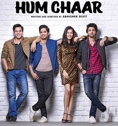 Hum Chaar Movie Poster