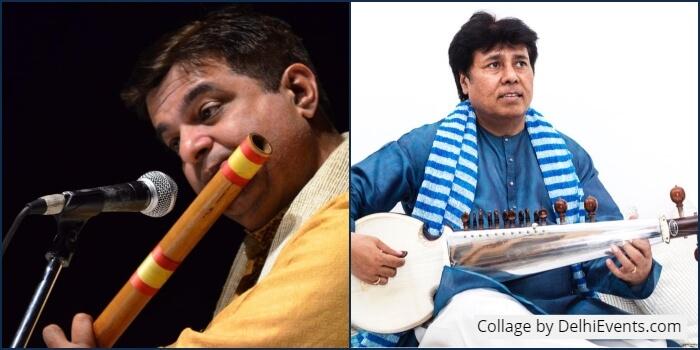 Musicians Chetan Joshi Mukesh Sharma