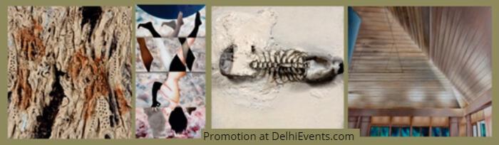 Raza Foundation Individual Palettes group show Exhibition Artworks