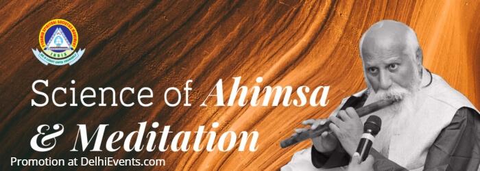 Science Ahimsa Meditation Brahmarshi Patriji Creative