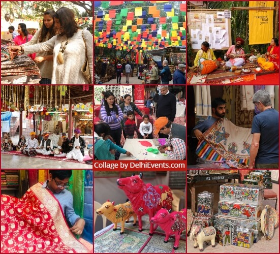 33rd Annual Dastkari Haat Crafts Bazaar Photoshoot