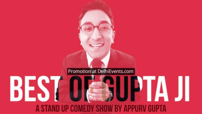Best Hinglish standup Appurv Gupta Creative