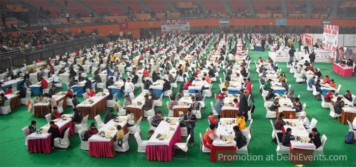 Delhi International Open Grandmasters Chess Tournament Still