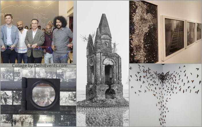 Displace Group Art Show Bangladesh Exhibition Artworks