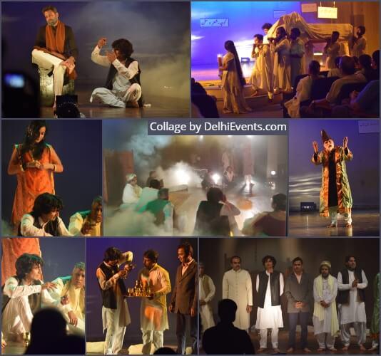 Jannat Se Jaun Elia Urdu Comedy Play Collage