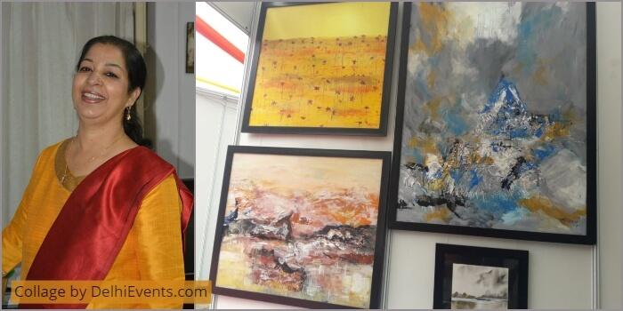 Paintings Kiran Soni Gupta