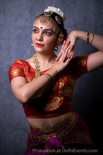Kuchipudi Dancer Ananya Khosla
