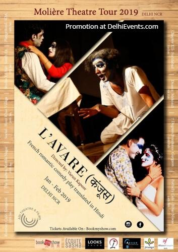 Lavare Kanjoos Hindi Comedy Play Creative