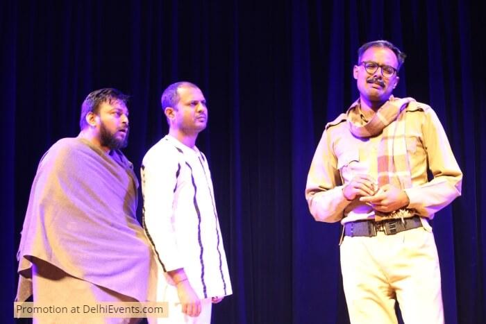 Sehar Kiston Mein Rengti Maut Hindi Comedy Play Still