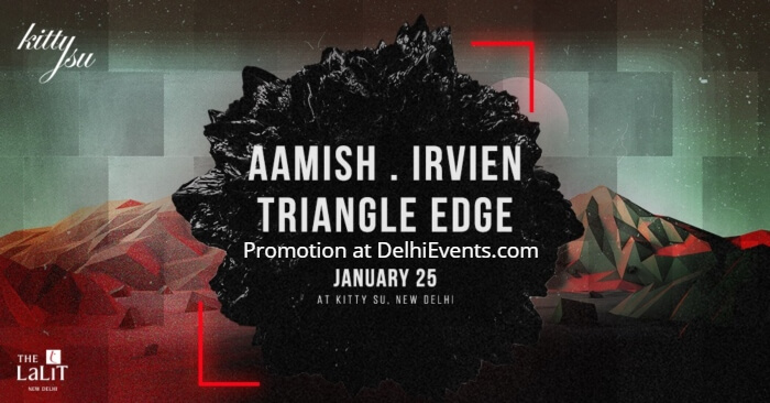 Triangle Edge Irvien Aamish Kitty Su Creative