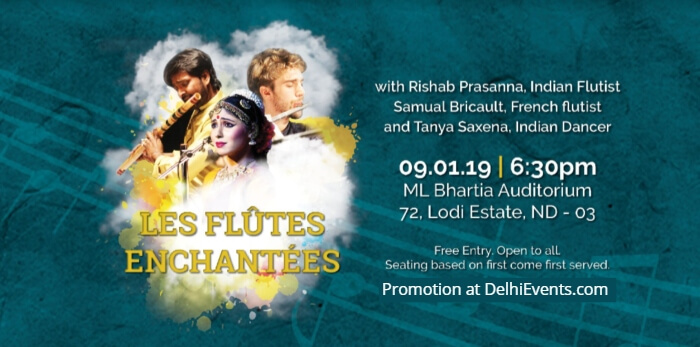 inChorus Les Flutes Enchantees Alliance Francaise Creative