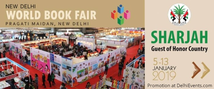 New Delhi World Book Fair 2019 Pragati Maidan Creative