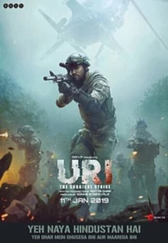 URI Surgical Strike Movie Poster