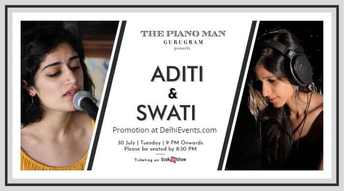 Aditi Malhotra Swati Bhatt Piano Man Creative