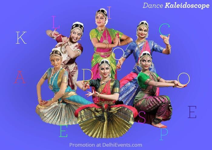 Dance Kaleidoscope Bharatanatyam students Priya Venkataraman Creative