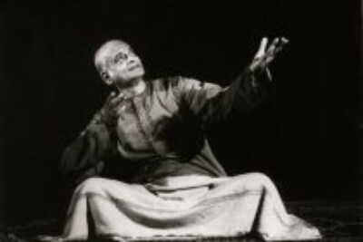 Dancer Mohanrao Kalyanpurkar