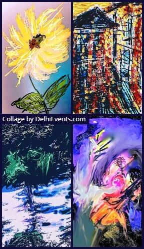 Artworks Deepak Nath