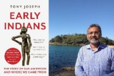 Early Indians Story Ancestors Where Came From Tony Joseph Book Cover