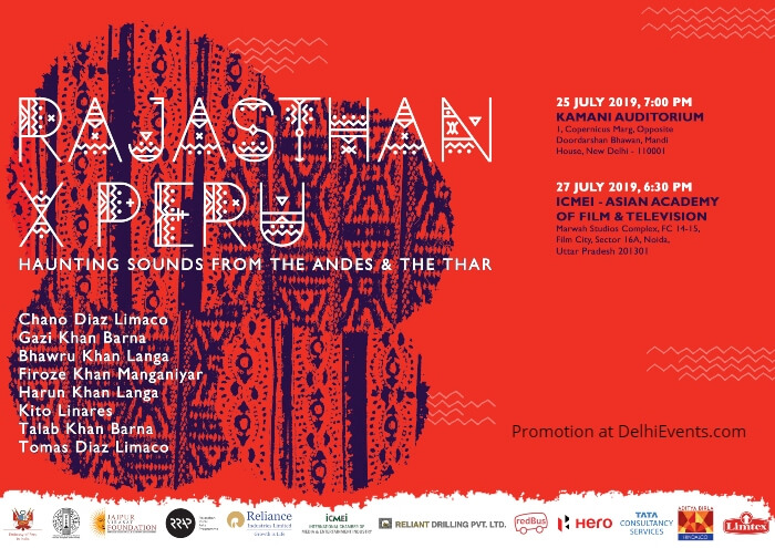 Jaipur Virasat Foundation Rajasthan Peru Creative