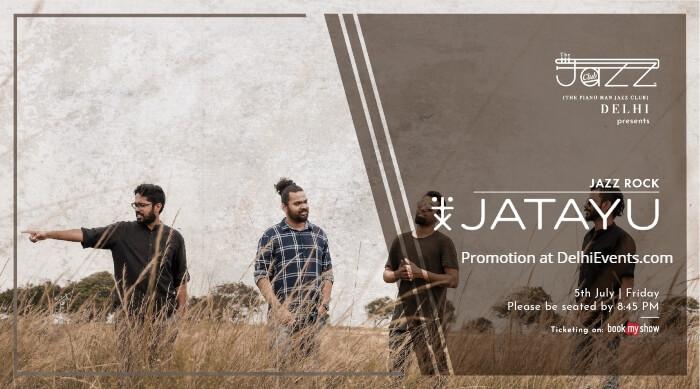 Jatayu Piano Man Jazz Club Creative