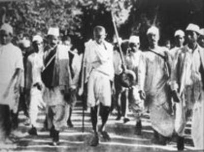 Mahatma Gandhi Satyagraha Photo