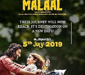 Malaal Movie Poster