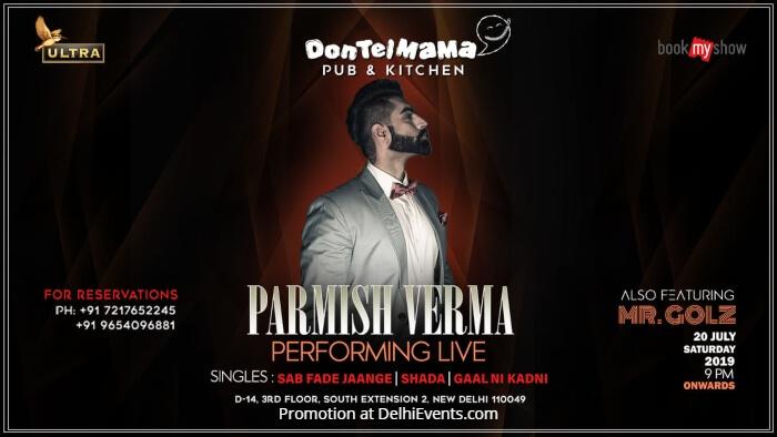 Parmish Verma DonTelMama Creative