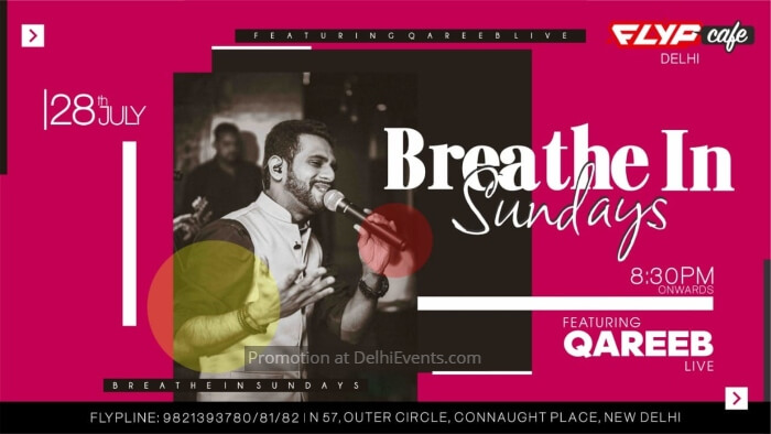 Breathe Qareeb Flyp Cafe Creative