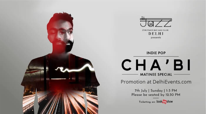 Chabi: Matinee Special Piano Man Jazz Club Creative