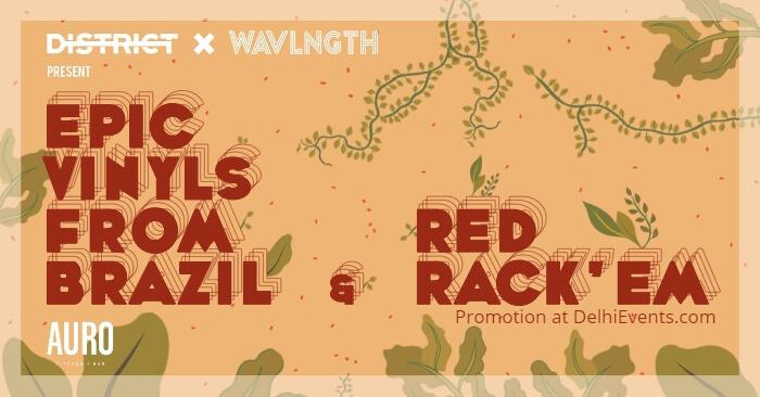 Epic Vinyls Brazil Red Rackem Auro Kitchen Bar Creative