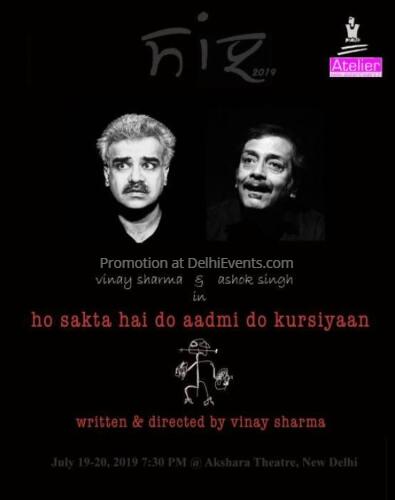 Ho Sakta Hai Do Aadmi Do Kursiyaan Comedy Play Creative