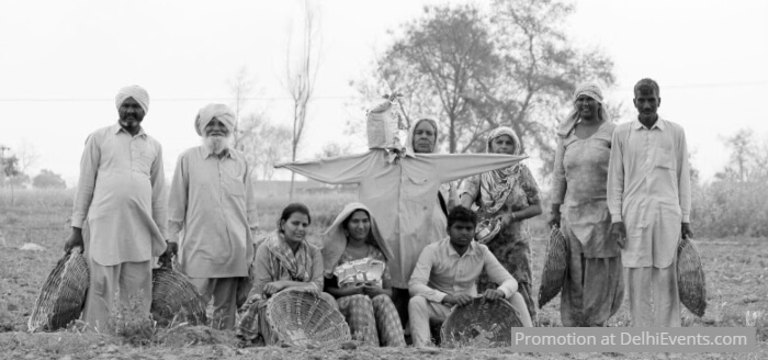 Landless Randeep Maddoke Film Still