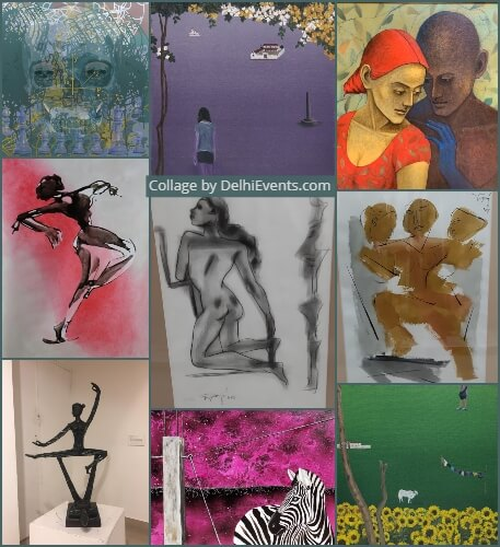 Mataspace Studio Art Odisha 2019 Exhibition Artworks