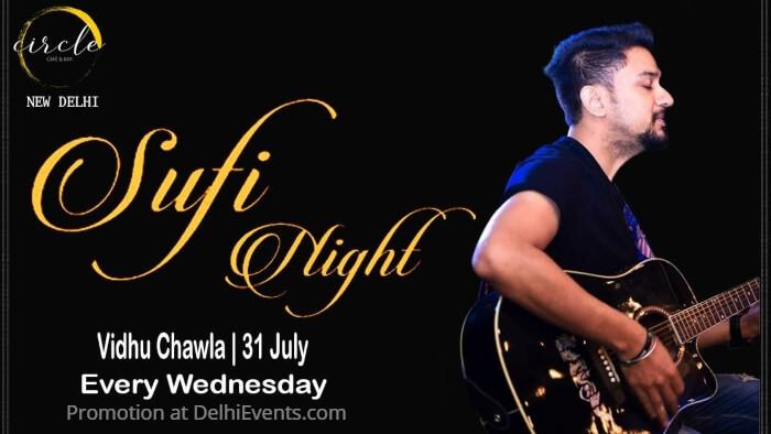 Sufi Music Vidhu Chawla Circle Cafe Creative