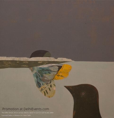 Other Shore Artwork Prabhakar Barwe