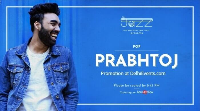 Prabhtoj Piano Man Jazz Club Creative