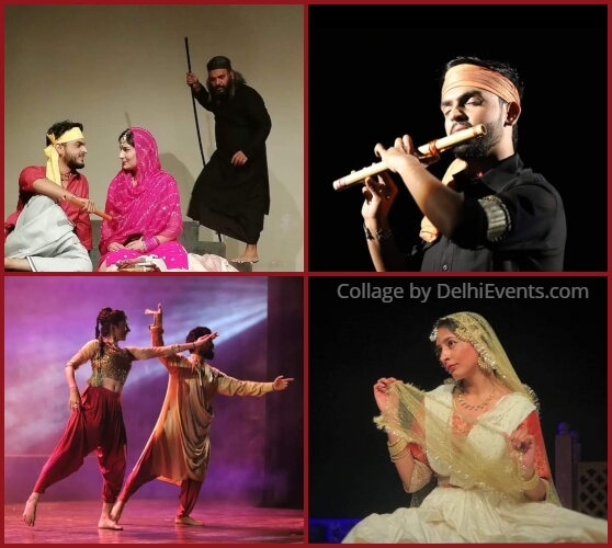 Robroo Theatre Heer Ranjha Musical Dance Drama Stills