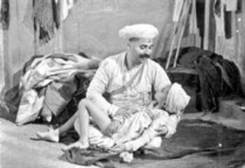 Sant Tukaram Marathi Film Still
