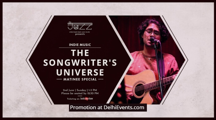 Songwriter Universe Matinee Special Piano Man Jazz Club Creative