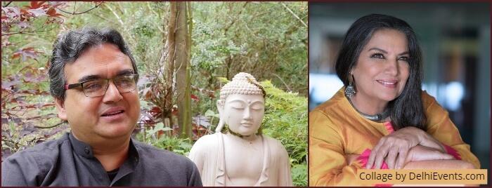 Sudeep Sen Shabana Azmi