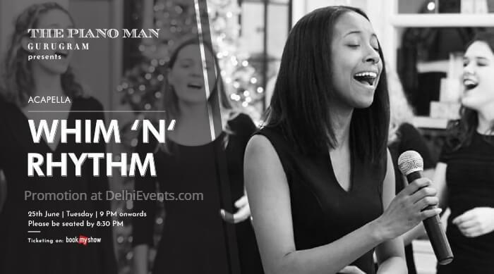 Whim Rhythm Piano Man Creative